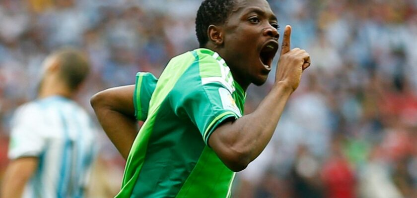 Ahmed Musa's salary and his transfer fee
